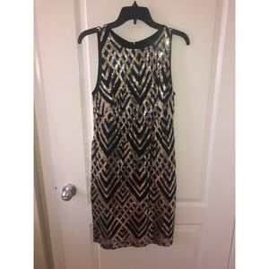 Jessica Howard sequin dress